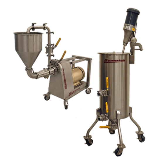 Mixer Systems Support